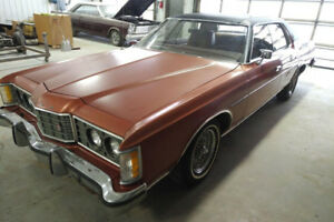 Vintage 1973 Ford LTD Brougham
