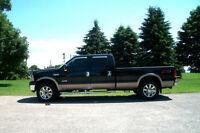 2007 Ford F-250 SD FX4 Crew Cab.  TURBO DIESEL!!  4 NEW TIRES!!