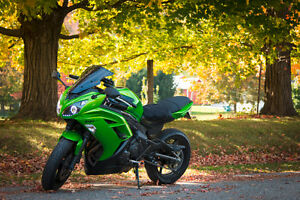 One of a Kind Fully Loaded 2012 Ninja 650