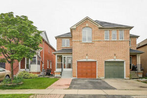 Semi In The Heart Of Thornhill Woods For Rent