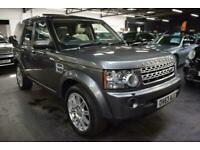 2013 Land Rover Discovery 4 3.0 4 SDV6 HSE 5d 255 BHP Auto Estate Diesel Automat