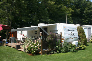 2009 Salem Travel Trailer