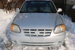 2006 Hyundai Accent Coupé (2 portes)