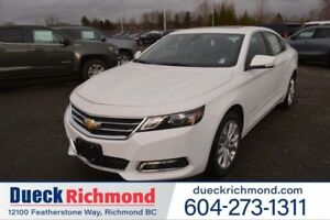 2018 Chevrolet Impala LT  - Leather Package