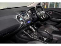 2014 Hyundai ix35 1.7 CRDi SE Nav Diesel white Manual