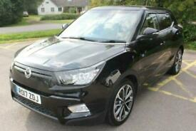 image for 2017 Ssangyong Tivoli ELX Auto Hatchback Diesel Automatic