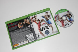 MICROSOFT XBOX ONE-UFC-JEU/GAME (C005)