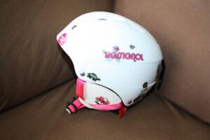 Rossignol Ski Helmet Girls/Ladies 56-58 cm, like new