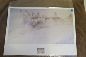 """Limited edition print - Thomas Quinn - """"the Wind Readers"""""""