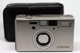 Contax T3 , Double Tooth