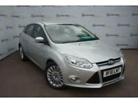 2011 Ford Focus 1.6 EcoBoost Titanium X 5dr **INDEPENDENTLY AA INSPECTED** 5 ...