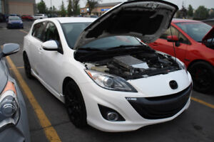2010 Mazdaspeed 3 Tech Package - Tastefully Modified