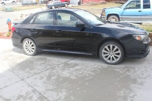 2008 Subaru WRX Sedan Turbo