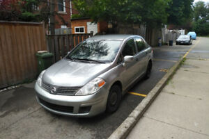 2011 Nissan Versa CERTIFIED, comes with 6 winter tires