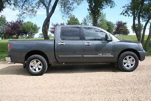 2007 Nissan Titan LE/Leather/Roof $14,398 Edmonton Edmonton Area image 10