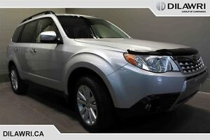 2011 Subaru Forester 2.5X Limited at