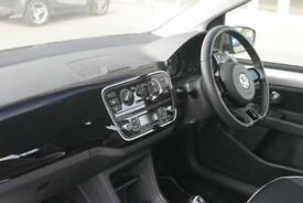 2013 Volkswagen UP 1.0 60PS Move up! Petrol silver Manual