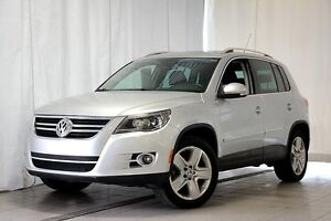 2011 Volkswagen Tiguan HIGHLINE SPORT PACK Highline