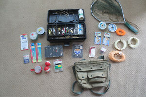 Tackle Box with Accessories