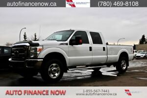 2011 Ford F-350 SD XLT CrewCab 4WD BUY WHOLESALE CHEAP INSPECTED