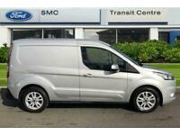 Ford Transit Connect 1.5 EcoBlue 120ps Limited Van Panel Van Diesel Manual