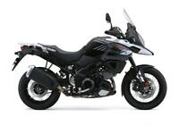 SUZUKI DL1000XT V STROM MOTORCYCLE