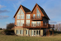 House/Cabin/Pond - 50 Acre Woodlands, House for Sale