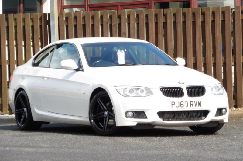 2011 BMW 3 SERIES 320D 2.0 M SPORT 2DR COUPE DIESEL | in Newmachar ...