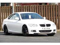 2011 BMW 3 SERIES 320D 2.0 M SPORT 2DR COUPE DIESEL