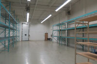 warehouse space available for rent
