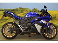 Yamaha YZF-R1 2008**DOUBLE BUBBLE SCREEN, STEERING DAMPER, SHIFT LIGHT**