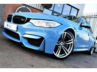 2015 15 BMW M3 3.0 M3 4D AUTO 426 BHP-SUNROOF-LOW MILEAGE