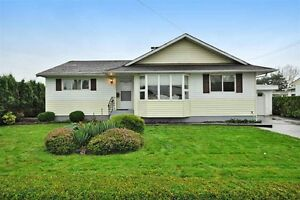 Beautiful house in Chilliwack for rent