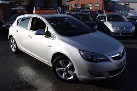 Vauxhall Astra 1.6 i VVT 16v SRi 5dr ONE OWNER FROM NEW