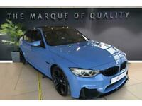 2017 BMW M3 M3 4dr DCT [Competition Pack] Auto Saloon Petrol Automatic
