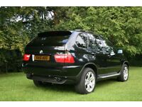 BMW X5 4.4 v8 converted to run lpg and petrol,mot'd 11months(may px sports or convertible).