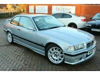 1996 N BMW M3 3.2 M3 E36 EVOLUTION 2D 316 BHP FSH MANUAL COUPE COLLECTORS CAR for sale  Winchester, Hampshire