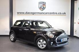 2014 64 MINI HATCH COOPER 1.5 COOPER 3DR PEPPER PACK 134 BHP