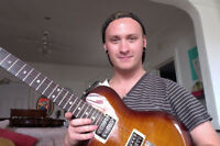 Skype Guitar and Bass Lessons