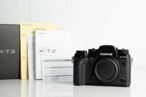 Fujifilm X-T2 XT2 in Mint condition