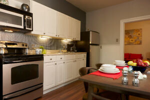 Gorgeous, Private, Furnished 2 Bedroom House Downtown, Pets OK!