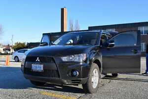2010 Mitsubishi Outlander XLS SUV, Crossover