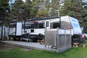 31-DBTS Puma 2016 Travel Trailer