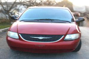 2004 Chrysler Town & Country LX Minivan, Van