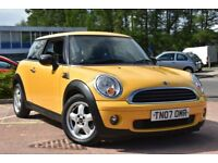 MINI One ONE (yellow) 2007