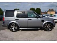 2012 62 LAND ROVER DISCOVERY 3.0 4 SDV6 COMMERCIAL 5D AUTO 255 BHP 5 SEATS DIESE