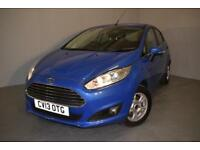 2013 FORD FIESTA ZETEC TDCI !! £700 OFF SCREEN PRICE - THIS WEEKEND ONLY !! HAT