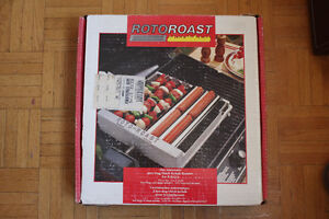 Bbq  rotoroast  accessory hot dog West Island Greater Montréal image 1
