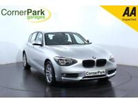2015 BMW 1 SERIES 116D EFFICIENTDYNAMICS BUSINESS HATCHBACK DIESEL