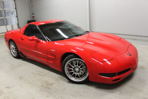 Corvette C5 Z06 one of a kind